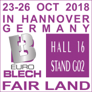 Germany, Hannover, EUROBLECH 2018 Fair Participation