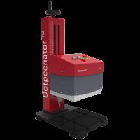 Dotpeenator™ CO9E Masaüstü Elektrikli Nokta Vuruşlu Markalama Makinası