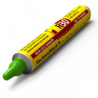 FactoryMark™ R30 65ml Green Pump Rall Point Paint Marker