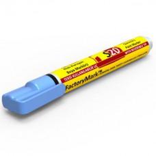 FactoryMark™ S20 13cm³ Light Blue Permanent Paint Marker