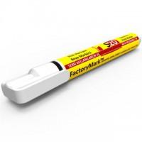 FactoryMark™ S20 13cm³ Beyaz Kalıcı Boya Markörü