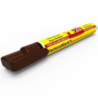 FactoryMark™ S20 13cm³ Kahverengi Kalıcı Boya Markörü