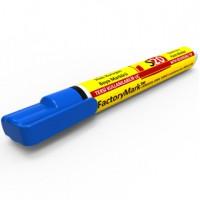 FactoryMark™ S20 13cm³ Mavi Kalıcı Boya Markörü