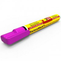 FactoryMark™ S20 13cm³ Pembe Kalıcı Boya Markörü