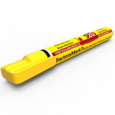 FactoryMark™ S20 13cm³ Sarı Kalıcı Boya Markörü