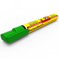 FactoryMark™ S20 13cm³ Green Permanent Paint Marker
