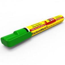 FactoryMark™ S20 13cm³ Yeşil Kalıcı Boya Markörü
