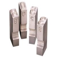 Klavuz Yarıklı Çelik Klişeler