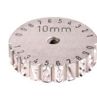 Punching Wheel 0-9