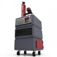Laserator PORTY-M Sınıf-4 Zeminüstü Fiber Lazer Markalama Makinesi