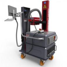 Laserator PORTY-C Sınıf-4 Zeminüstü Fiber Lazer Markalama Makinesi