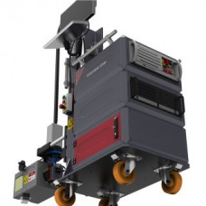 Laserator PORTY-PUMP Sınıf-I Zeminüstü Fiber Lazer Markalama Makinesi