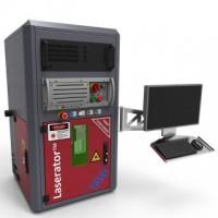 Laserator Sınıf-1 TASKY-OTD Masaüstü Lazer Markalama Makinası
